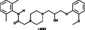 Ranolazine (hydro<wbr>chloride)