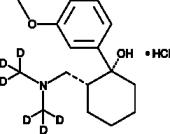 <em>cis</em>-Tramadol-<wbr/>d<sub>6</sub> (hydro<wbr>chloride)