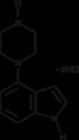 4-<wbr/>(1-<wbr/>piperazinyl)-<wbr/>1H-<wbr/>Indole (hydro<wbr>chloride)