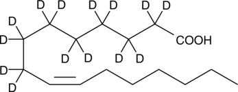 Palmitoleic Acid-<wbr/>d<sub>14</sub>