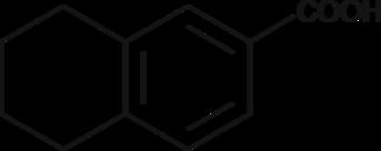 5,6,7,8-<wbr/>tetrahydro-<wbr/>2-<wbr/>Naphthoic Acid