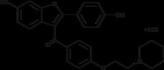 Raloxifene (hydro<wbr>chloride)