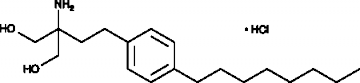 Fingolimod (hydro<wbr/>chloride)