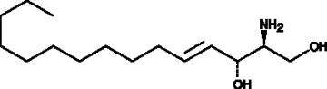 Sphingosine (d15:1)