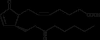 13,14-<wbr/>dihydro-<wbr/>15-<wbr/>keto Prostaglandin A<sub>2</sub>