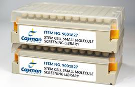 Stem Cell Small <wbr/>Molecule Screening Library (96-<wbr/>Well)