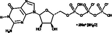 Guanosine 5?-<wbr/>triphosphate (sodium salt hydrate)