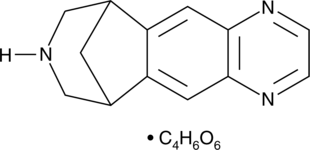 Varenicline (tartrate)