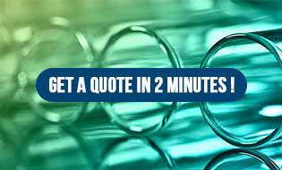 Get a quote in less than 2 minutes!