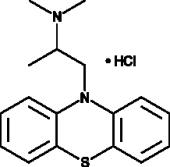 Promethazine (hydro<wbr/>chloride) (CRM)