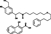 Salmeterol (xinafoate)