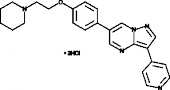 Dorsomorphin (hydro<wbr/>chloride)