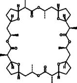 Nonactin, Monactin, and Dinactin Mixture