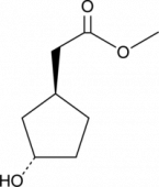 (1S,3S)-<wbr/>3-<wbr/>Hydroxycyclopentane acetic acid methyl ester
