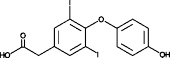 3,5-Diiodo<wbr/>thyroacetic Acid