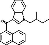 JWH 018 N-<wbr/>(2-<wbr/>methylbutyl) isomer