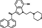 JWH 200 7-<wbr/>hydroxyindole metabolite