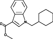 methyl-<wbr/>1-<wbr/>(cyclohexylmethyl)-<wbr/>1H-<wbr/>indole-<wbr/>3-<wbr/>Carboxylate