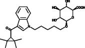 UR-<wbr/>144 N-<wbr/>(5-<wbr/>hydroxypentyl) β-<wbr/>D-<wbr/>Glucuronide