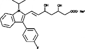 Fluvastatin (sodium salt hydrate)