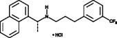 Cinacalcet (hydro<wbr>chloride)