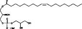 1-Oleoyl-2-hydroxy-<em>sn</em>-glycero-3-PG (sodium salt)