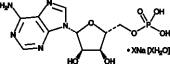 Adenosine 5'-monophosphate (sodium salt hydrate)