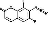 Difluorinated H<sub>2</sub>S Fluorescent Probe 1