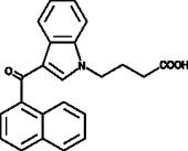 JWH 073 N-<wbr/>butanoic acid metabolite