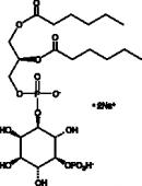 PtdIns-<wbr/>(5)-<wbr/>P<sub>1</sub> (1,2-<wbr/>dihexanoyl) (sodium salt)