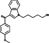 RCS-<wbr/>4 N-<wbr/>(5-<wbr/>hydroxypentyl) metabolite