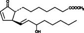 Prostaglandin A<sub>1</sub> methyl ester