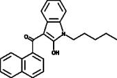 JWH 018 2-<wbr/>hydroxyindole metabolite