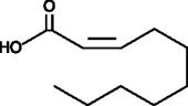 <em>cis</em>-<wbr/>2-<wbr/>Decenoic Acid