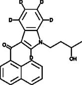 (±)-<wbr/>JWH 073 N-<wbr/>(3-<wbr/>hydroxybutyl) metabolite-<wbr/>d<sub>5</sub>