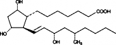 17,20-<wbr/>dimethyl Prostaglandin F<sub>1α</sub>