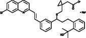 Montelukast (sodium salt)