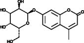 4-Methylumbelliferyl-α-D-Galactopyranoside