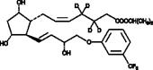 Fluprostenol isopropyl ester-d<sub>4</sub>