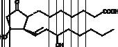 Prostaglandin E<sub>1</sub>