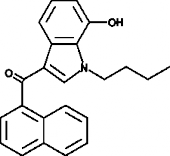 JWH 073 7-<wbr/>hydroxyindole metabolite