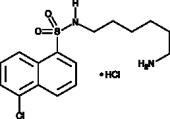 W-<wbr/>7 (hydro<wbr>chloride)