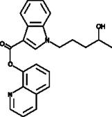 PB-<wbr/>22 N-<wbr/>(4-<wbr/>hydroxypentyl) metabolite