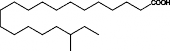 18-<wbr/>methyl Eicosanoic Acid