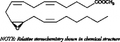 (±)11(12)-<wbr/>EET methyl ester