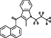 JWH 015-<wbr/>d<sub>7</sub>
