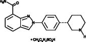 MK-4827 (tosylate)
