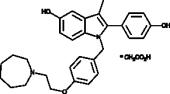 Bazedoxifene (acetate)