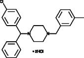 Meclizine (hydro<wbr>chloride)