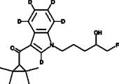 XLR11 N-(4-hydroxy<wbr/>pentyl) metabolite-d<sub>5</sub> (CRM)